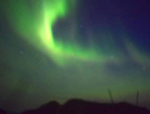 Island: Nordlichter