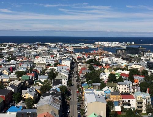 Beschauliches Reykjavik