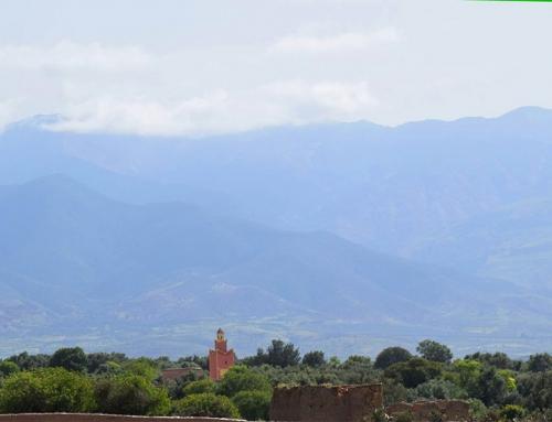 Marokko: Landschaft