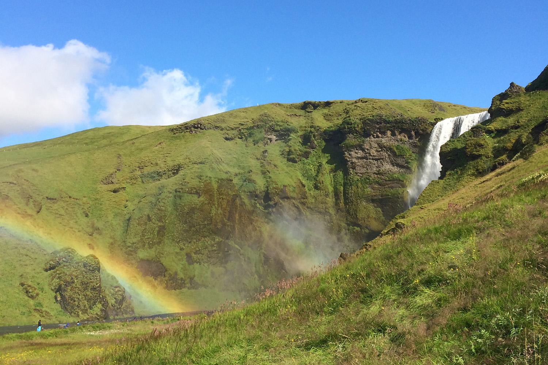 Island Regenbogen