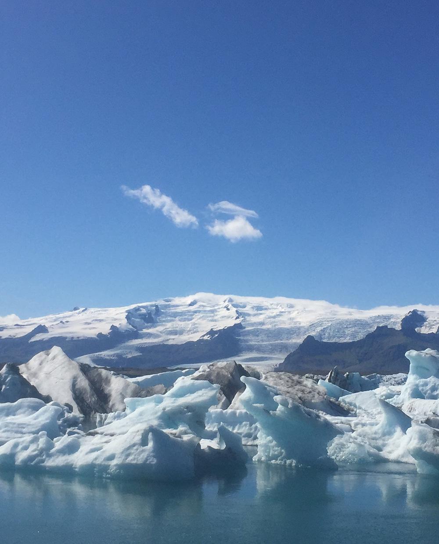 Vivace Travel_Island_Gletscher